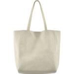 KRÉMOVÁ KABELKA shopper bag Hailys