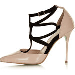 Topshop **Upper East Pointed Court Shoes by CJG