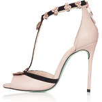 Topshop **Buenos Aires Leather Sandals by CJG