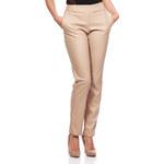 Béžové kalhoty MOE 144
