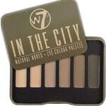 W7 paletka očních stínů In The City (dupe Urban Decay Naked Basics 2)