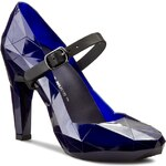 Polobotky UNITED NUDE - Lo Res Pump 8831621 Translucent Navy