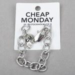 Cheap Monday Mutate Bracelet stříbrný