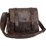 Kožená taška přes rameno GreenLand 2518-25