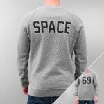 Just Rhyse 69 Sweatshirt Grey Melange