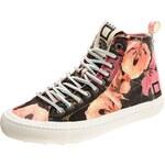 D.A.T.E. SANTOS HIGH FLOWER Sneaker high black