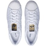 Sneakers - tenisky Adidas Originals SUPERSTAR 80s DLX FTWWHT/FTWWHT/CWHITE