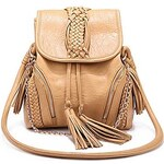 LightInTheBox Women's Fashion Casual Knitted Crossbody Bag With Tassels