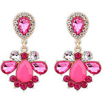 QianZi Sweety All-Match Alloy Fashion Earrings