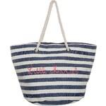 Little Marcel Shopping Bag ecru/marine
