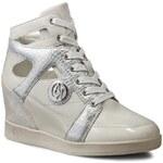 Sneakersy ARMANI JEANS - C55E3 65 1C White