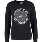 Vans MEOWZA Sweatshirt black