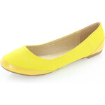 Belle Women Žluté balerínky Laica