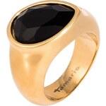 Tamaris Jewelry Ring schwarz/goldfarben