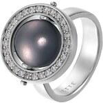JETTE MOBILE Ring silber/grau