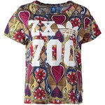adidas Originals ZX 700 TEE GRAPHIC TShirt basic multicolour