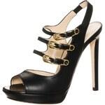 Versus Versace High Heel Sandalette black/ light gold