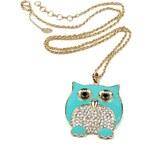 Amrita Singh Dámský náhrdelník NKC 77_Turquoise