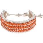 Smitten CAROLIN Armband orange