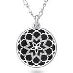 Saint Francis Crystals Dámský náhrdelník, 60221212