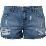 Gestuz PALIN Jeans Shorts denim blue