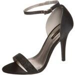 Victoria Delef High Heel Sandalette negro