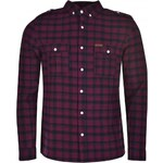 Firetrap Okin Shirt, grape wine