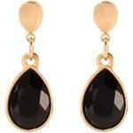 Tamaris Jewelry AMY Ohrringe schwarz/gelbgoldfarben