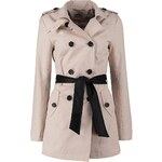 ONLY VALENTINE Trenchcoat oatmeal