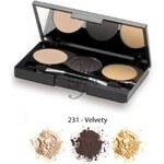 Germaine de Capuccini Eyeshadow Flawless - oční stíny č. 231 Velvety 3,9g