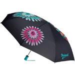 Desigual Dámský skládací deštník Far West Negro 61O59A0 2000