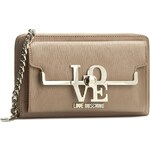 Kabelka LOVE MOSCHINO - JC4016PP10LB0209 Taupe