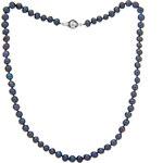 Buka Jewelry Perlový náhrdelník Mutiara 5,5 AA černý