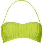 SEAFOLLY Bandeau-Bikini-Top GODDESS KIARA grün