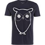 KnowledgeCotton Apparel T-Shirt BIG OWL