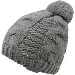 Golddigga Cable Hat dámské Grey Dámské