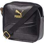 Puma Prostorná taška Originals černá Jednotná