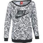 Nike Mikiny RALLY BOYFRIEND EXPLODED CREW Nike