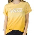 VANS Tričko Vans Authentic Rock 2 golden yellow