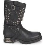 New Rock Kotníkové boty MOTOROCK New Rock