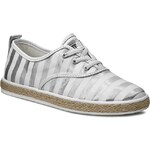 Espadrilky GUESS - Lindsy FLLID2 FAB12 WHISI