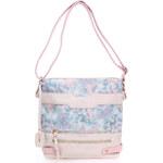 Rieker dámská kabelka H1037-31 modrá-růžová 1