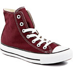 CONVERSE All Star Chuck Taylor High Burgundy Sneaker Bordeaux
