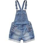 Pepe Jeans dívčí jeansové lacláče Romy modrá