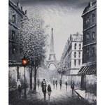 Obraz - Chůze po ulici