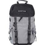 Černo-šedý batoh Burton Annex