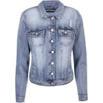 Světle modrá džínová bunda VILA Killer