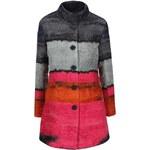 Barevný kabát Desigual Tango Pasion