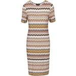 Barevné vzorované šaty Dorothy Perkins