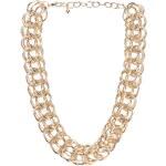Masivní náhrdelník ve zlaté barvě Vero Moda Isa